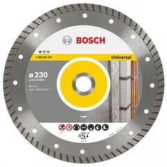 """דיסק יהלום למשחזת זווית לחיתוך אבן  """"9 230 מ""""מ Bosch"""