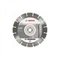 """דיסק יהלום למשחזת זווית לחיתוך בטון """"9 230 מ""""מ Bosch"""
