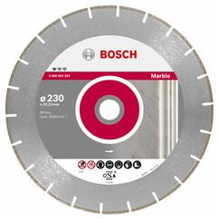 """דיסק יהלום למשחזת זווית לחיתוך שיש ואבן ירושלים """"9 230 מ""""מ Bosch"""