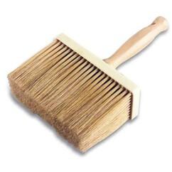 """מברשת אקסטרא שיער טבעי 7X17 ס""""מ מלא - 200/7m - פאר נשר"""