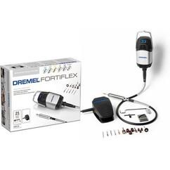 משחזת ציר + 21 אביזרים (DREMEL - Fortiflex (9100-21
