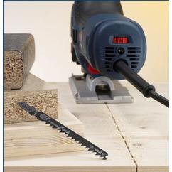 """סט להבים לחיתוך בעץ 126 מ""""מ Bosch T344DF"""