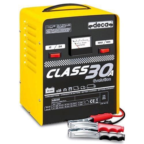 מטען מצברים Deca - CLASS 30