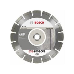 """דיסק יהלום למשחזת זווית לחיתוך בטון """"4.5 115 מ""""מ Bosch"""