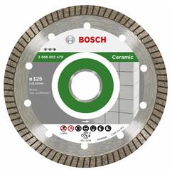 """דיסק יהלום למשחזת זווית לחיתוך קרמיקה""""9 230 מ""""מ Bosch"""