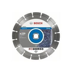 """דיסק יהלום למשחזת זווית לחיתוך אבן טבעית """"4.5 115 מ""""מ Bosch"""