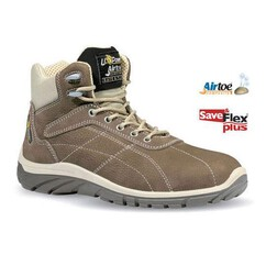 נעלי בטיחות S3 גבוהות REBEL 70094 U-Power